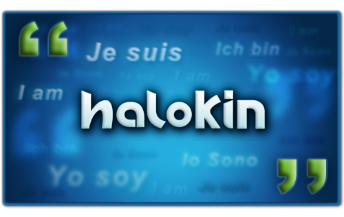 halokin multilingue