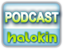 halokin podcast dans iTunes